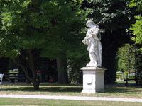 Palastgarten in Trier