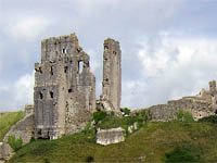 Corfe Castle, Isle of Purbeck