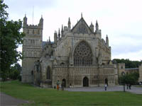 Kathedrale Exeter