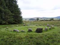 Dartmoor National Park, Steinkreise