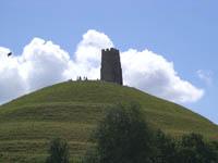 Glastonbury Tor, St. Michael's Tower