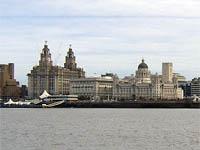 Liverpools Skyline