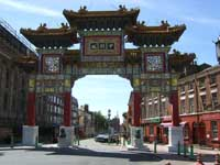 Chinese Arch, Liverpool